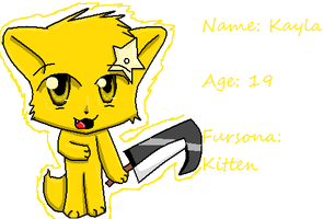 Furry Style Kitten by KittenthePsycho