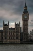 Big Ben by Toxicwalls