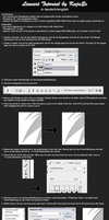 Lineart Tutorial by KujaEx