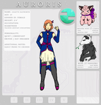 Auroris NPC: Colette Hayworth by Kado-Kattsune