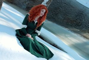 Firstborn of clan DunBroch 1 by EvieE-Cosplay