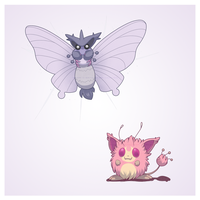 PKMNation: What? Phorae is Evolving! by Shaythulhu