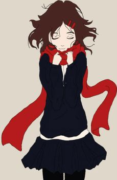 Ayano colour by R1nna