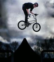 BMX by hayleyonfire