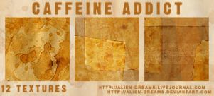 Caffeine Addict Icon Textures by alien-dreams