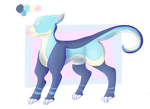 (CLOSED - 35 Points) Reptile Adopt by derpyness12345