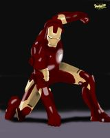 The Ironman by shankar2811