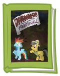 Cover: Daring Do and the Secret of the Fourth Wall by UltraTheHedgetoaster