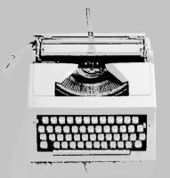 type writer2 by 76dragons