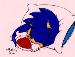 Sonic: Sweet Dreams by RAWN89