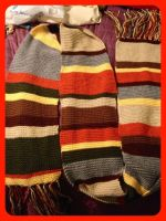 Dr. Who scarf - very long by magpie89