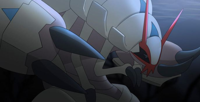 Alldex Commission: Golisopod by All0412