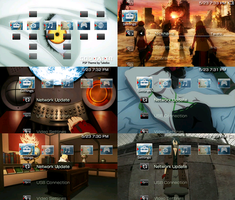 GodEater PSP Theme by takebo