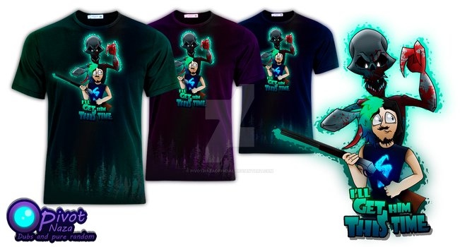 Merchandise - Rake V3 T-shirt by PivotNazaOfficial
