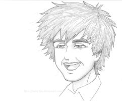 Billie Joe's Happy Face by kelly42fox