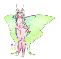 Custom Lunar-Orchid by Siraviena