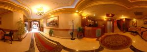 SevenHill Lobby Panoramic by cmgllp