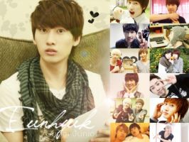 Eunhyuk Wallpaper 04 by ForeverK-PoPFan