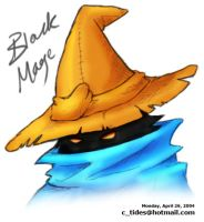 Black Mage by Kagaya
