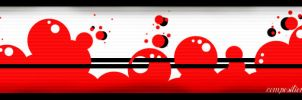 composition in red and black by dannyp5000