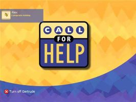 Call for Help Logon by hugodaddy