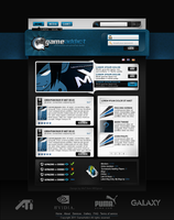 GameAddict premium template by MsT4GFX