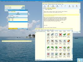 Summer-gtk for GTK-2.x by THR4K