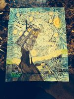 Doctor Who By Drachenfire305-d7sy306 by Drachenfire305