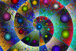 24X7 Joy wheel by sptanwar