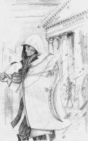 Ezio in Rome by froggywoggy11