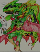 Dragoon of the Skies by MewMew55