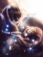 ADIEU MY FRIEND - Mass Effect FanFic (Commission) by Eddy-Shinjuku
