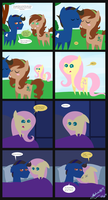 Pointy comic: Nightmare by AlexLive97