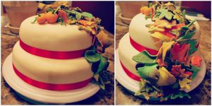 Wedding Cake: Autumn by Satsori