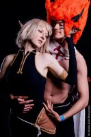 Tendresse Wakfu Cosplays by Red-Hag