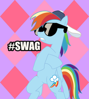 Rainbow Dash Swag by AngieDraco