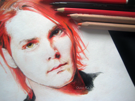 Gerard Way [danger days] by Shima-Ko