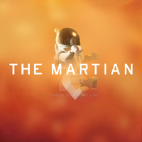 The Martian by tonehal