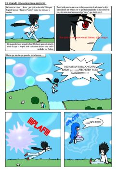 The X Worlds - Capitulo 1 by Legend-Jack