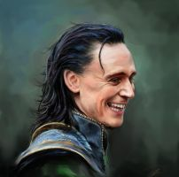 Loki by Tobi-ChansCookie