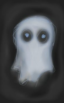 Ghosty Sketch by Tianmei24