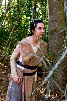 Rey Cosplay 14 by Marivyn
