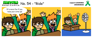 EWGUESTCOMIC No. 54 - Ride by SuperSmash3DS
