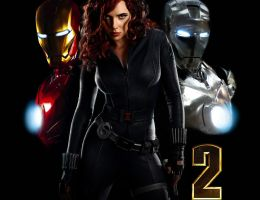 Iron Man 2 movie review by JosephB222