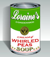 Cream of Whirled Peas by QuicheLoraine