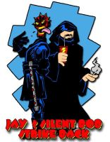 Jay and Silent Bob Strike Back by totalmistere