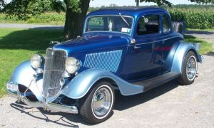 Hot Rod 1 by Penny-Stock