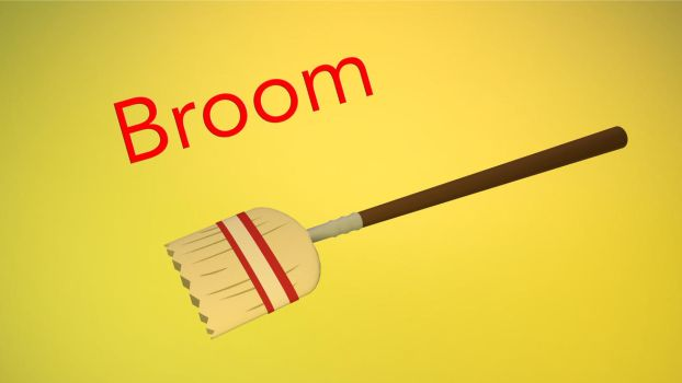Broom [DL] by EDplus
