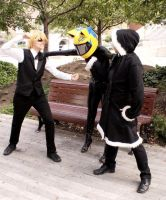 Durarara- Fight 1 by Ryukai-MJ