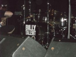 16/08/12 - The Garage London: Billy Talent: by SynthesteticFlame